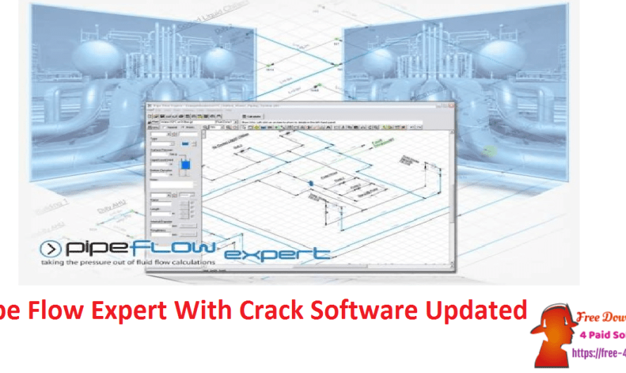 Pipe Flow Expert Crack 7.40 +Activation Key With Patch Download