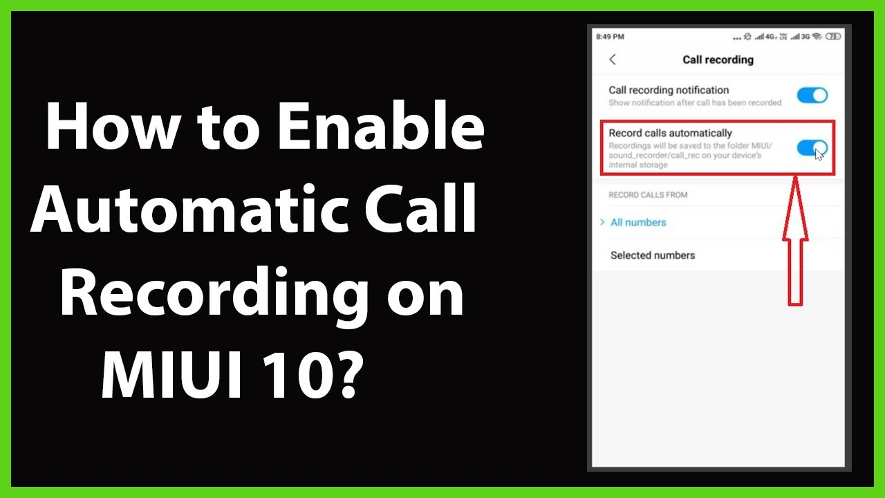 Automatic Call Recorder Pro Crack 17.0 Apk – Free Download 2021