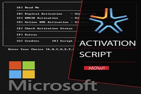 Microsoft Activation Scripts Crack1.4 Free Download [Latest]
